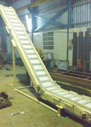 Z Type Cleated Belt Conveyor