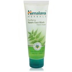 Himalaya Neem Face Wash, Pack Size: 100ml , for Parlour