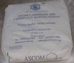 Calcium Carbonates Coated