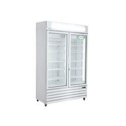 Euronova Double Door Vertical Freezers
