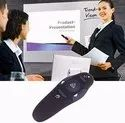 Wireless Presenter With Laser Pointer for Powerpoint ppt