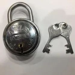 ABLE Classic Round Pad Lock