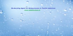 Liquid Textile De Aerating Agent, For Dyeing Process, Packaging Size: 50kg