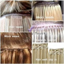Permanent Micro Loop Hair Extension