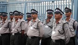 35 To 60 Years Ex-Servicemen Security Guards
