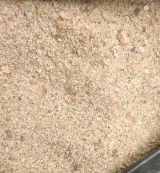 Brown Kulsi River sand, Grade: Zone 2, Packaging Size: Dumper