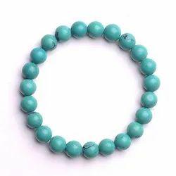 Firoza Stone Bracelet Bead