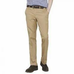 Bakshi Garments Cotton Plain Casual Wear Men Pant