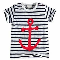 Cotton Kids Striped T-Shirt