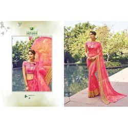 Brasso Printed Saree