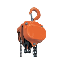 Chain Pulley Block HS-C 5T For Lifting Platform