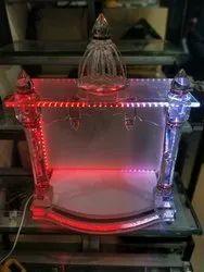 Glass Dome Mandir