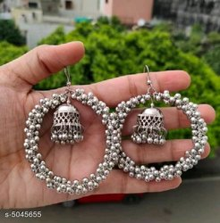 Round Desgine Earrings