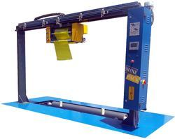 Radial Stretch Wrapping Machines