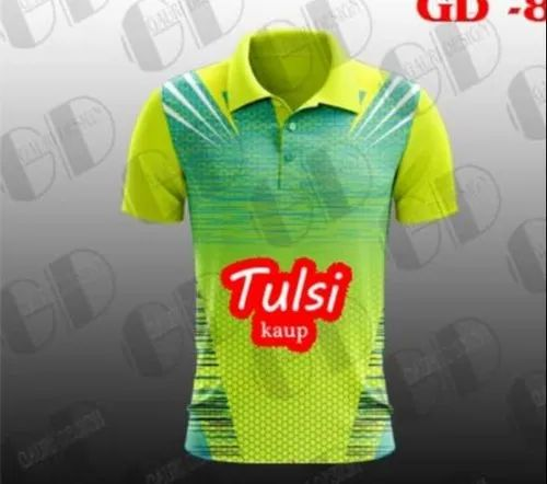 Monsoon T-shirts & Vests Sports Jersey Team T Shirts, Packaging Type: Individual