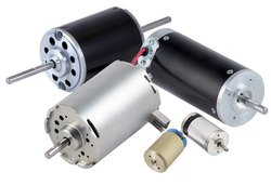 Commercial & Industrial Brushed DC Motors