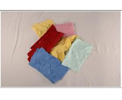 Colour Fleece Cotton Rags