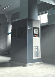 GA 15 VSD Oil Lubricated Screw Compressors