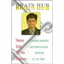 Competition ID Card