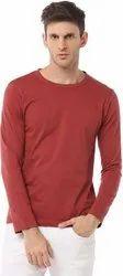 Stylish Plain Cotton T Shirt