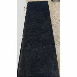 Black Granite Slab, Thickness: 15-20 mm