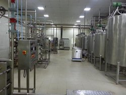 Soft Drink Production Machine