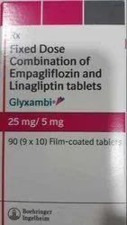 Empagliflozin and Linagliptin (Glyxambi)