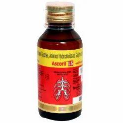 Ascoril LS Syrup, 100 ml