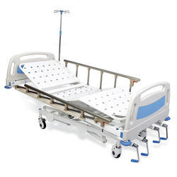 Five Functional Manual ICU Bed
