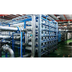 Sea Water Reverse Osmosis System