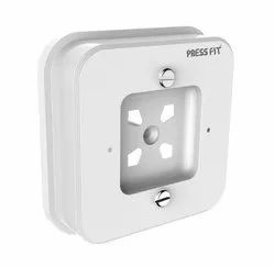 Press Fit Royal Square Junction Boxes