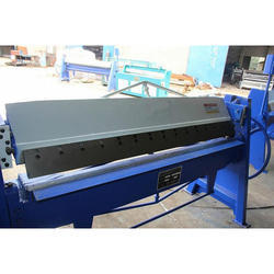 Sheet Metal Bending Machine All Industrial Manufacturers Videos >> Manual Sheet Metal Bending Machine At Best Price In India