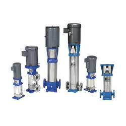 Multi Stage Pressure Pump