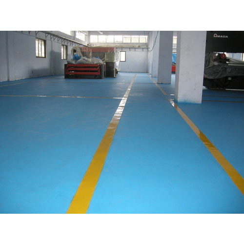 Car Park Epoxy Flooring Service