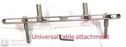 Universal Table Attachment for Skull Frame