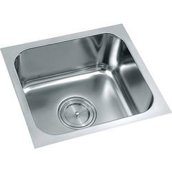 107A Single SS Sinks