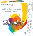 Calcitriol,Calcium Carbonate & Zinc