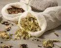 Hops And Grains Brew Cotton Bag