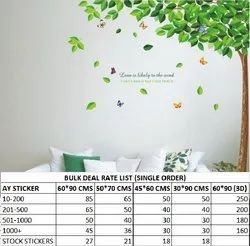 PVC Wall Stickers