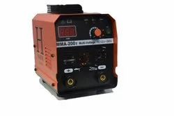 Semi-Automatic ARC/ MMA 200T Welding Machine