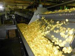 Potato Chips Batch Fryer