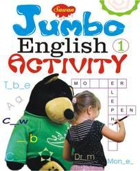 Jumbo English Activity Book