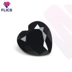 Black Moissanite Stone ( Black Moissanite stone )