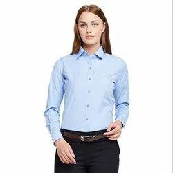 Ladies Stylish Formal Shirts