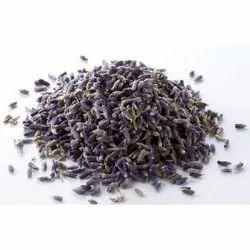 Dried Lavender Flower & Buds