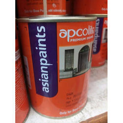 Asianpaints Bright White Asian Enamel Paints, Packaging Type: Bucket