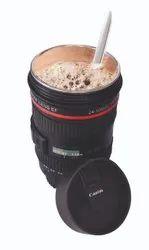 Camera Lens Mug - 1 Lid
