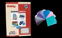 Oddy Binding Sheets (Rigid) Polypropylene (P.P.)