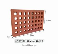 Ventilation Grill Rubber Mould