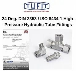 Tufit Swivel Branch Tee Coupling